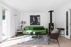 Ingrid 3 seter sofa