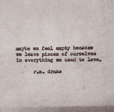 ☪ R.M. drake