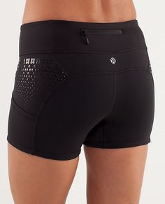 RUN: Shorty Short lululemon, gotta have for summer runs