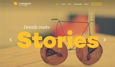 Cool Parallax Scrolling Web Design Showcase
