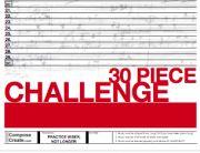 Half 30 piece challenge
