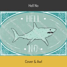 Hell No Sticker Sheets
