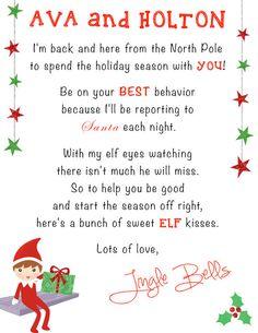 Elf On Shelf On Pinterest Elf Elf Ideas And Elf On Shelf
