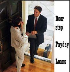 Door To Door Loans For Unemployed: Needed Loans Dropped At Your Doorsteps
