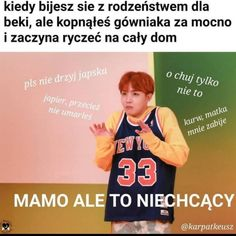 Read 16 from the story Siostra Jimina by (𝕡𝕒𝕟𝕚 P𝕒𝕣𝕜♡) with reads. Very Funny Memes, Wtf Funny, Asian Meme, Polish Memes, Funny Mems, Kpop, I Love Bts, Read News, Best Memes