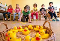 Familien-Statistiken: Hier ist Deutschland Kinderland - SPIEGEL ONLINE
