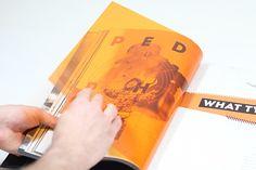 Graphic Design inspiration – Illegality Book