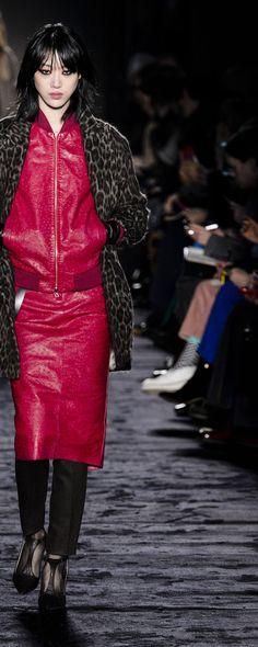 Max Mara Fall-winter 2018-2019 - Ready-to-Wear - http://www.orientpalms.com/Max-Mara-7138 - ©ImaxTree