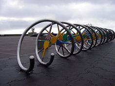 I want this for a bike rack! Dna Design, Curiosity Killed The Cat, Us Supreme Court, Structure And Function, Double Helix, Nature Photos, Science Nature, Sculpture, Politics