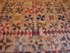 Antique Quilt circa 1835