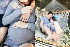 sweet maternity shots...
