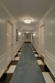Another Cool Patterned Carpet Hallways Pinterest Patterned
