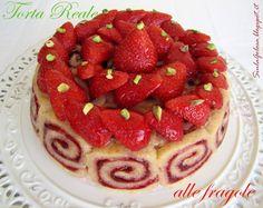 Torta reale alle fragole- Ricetta di Massari