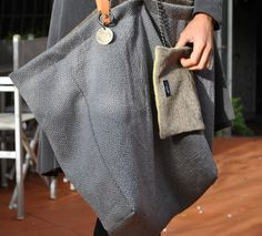 Oversize bag n°12  http://www.dandelionfirenze.it/creazioni/un-sacco-di-borse-dandelion.html