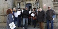 Apostasía ante el obispado de Ourense el 29 de diciembre de 2014