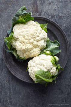 Favorite veggie..... Cauliflower   Photographer: Ivana Jurcic www.ivanajurcic.com: