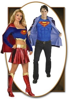 Sexy Halloween Costumes for Adult Couples  sc 1 st  Pinterest & Super Hero Couples Halloween Costumes   Halloween   Pinterest ...