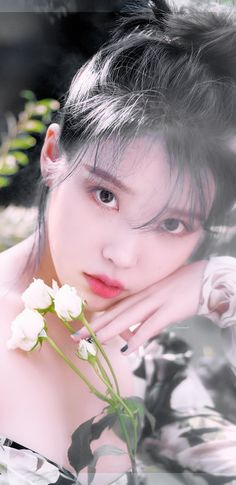 "IU ""Love Poem"" 5th Mini Album Korean Girl, Asian Girl, Park Bo Young, Sulli, Iu Fashion, Korean Celebrities, Love Poems, Korean Actresses, Ulzzang Girl"