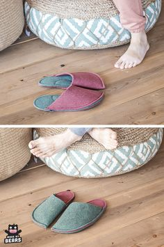 Warm wool slippers - Christmas gift idea for parents. Unique gift for mom and dad. #slippers #woolslippers #matchingslippers #christmasgift #forparents Anniversary Gifts For Parents, Wedding Anniversary Gifts, Wedding Gifts, Customized Gifts, Personalized Gifts, Christmas Gifts For Parents, Unique Gifts For Mom, Natural Rubber Latex, Felted Slippers