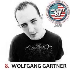 Wolfgang Gartner #8 Besst DJ In America