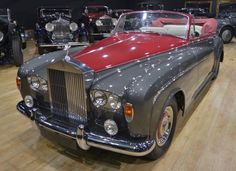 1964 Rolls Royce Silver Cloud III Convertible.                                                                                                                                                     More