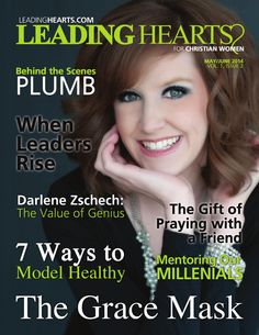 Love this Magazine for Christian women! So tickled to get to write the humor column.