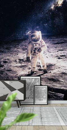 Astronaut Tapet