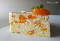 Tvarohový koláč z mikrovlnky (fotorecept) - Recept