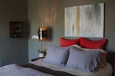 Michael's Warm Modern Bedroom My Bedroom Retreat Contest
