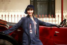 Miss Fisher's Murder Mysteries Miss Fisher and her Hispano-Suiss
