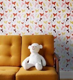 paper crane wallpaper