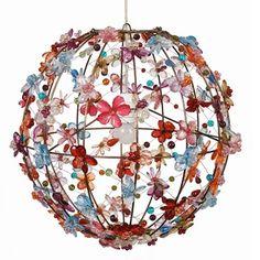 Colorique XL Bloemenlamp Bindi   NieuweKinderKamer voor de leukste kinderkamers