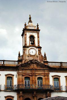 Museu da Inconfidência, Ouro Preto - MG | Everson Oliveira Fotografia - Se vejo diferente, fotografo e guardo para sempre.