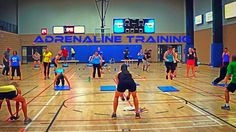 This is our Monday night circuit class, we change up the exercises all the time to keep things interesting and exciting for the body. Sometime we will will d...