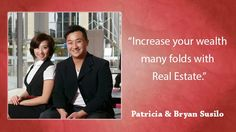 Patricia and Bryan Susilo: Patricia and Bryan Susilo Property Investor, Real Estate, Profile, Money, Facebook, Twitter, Business, House, Life