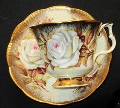 Rosa chá.