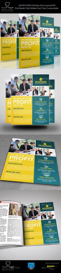 Corporate Business Flyer Vol.14