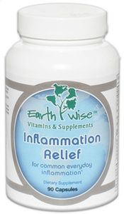 My PT recommended an anti-inflammatory for my runner's knee. Inflammation Relief is amazing!