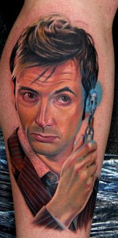 done by bez from triplesix  doctor who fans?