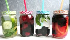 Hydration is so important for everyone — but extremely important when living a healthy//active lifestyle! Water has so many incredible benefits — but drinking plain water can get well… boring! On days that you crave something sweet, skip reaching for a soda + instead add different fruits//veggies to your *boring* water. It can instantly change your water …