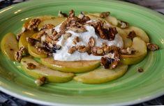 De keuken van Martine: Griekse yoghurt met appel en walnoten