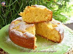 Torta soffice all'ananas e yogurt-ricetta torte-golosofia
