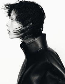 Über Fashion Marketing: Edie Campbell para Jil Sander FW 13.14