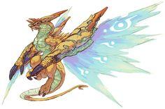 Breath of Fire IV - Kaiser Dragon