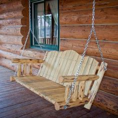 Found+it+at+Wayfair+-+Montana+Porch+Swing+with+Chains
