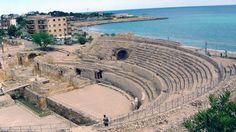 Tarragona's Roman ruins, Tarragona, Catalonia, Spain