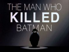 Title card from Batman:The Animated Series