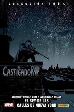 El Castigador. 100% Marvel HC #3