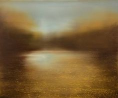 "Saatchi Art Artist Maurice Sapiro; Painting, ""Walden"" #art"