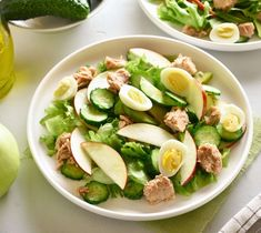 5 salads with avocado that you can& stop preparing - recetas - Love Eat, Avocado Salad, Food Humor, Daily Meals, Creative Food, Meal Planning, Clean Eating, Food And Drink, Yummy Food